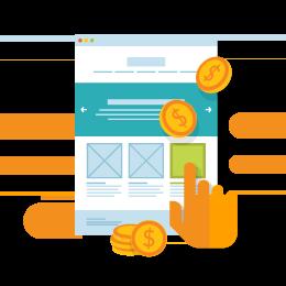 Pubblicità sul web pay per click